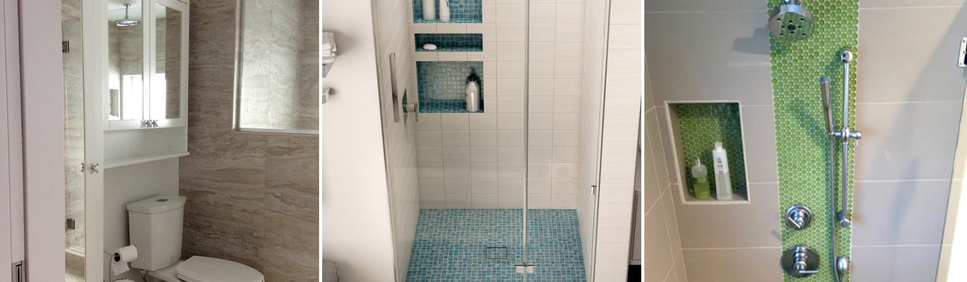 beautiful custom tile work